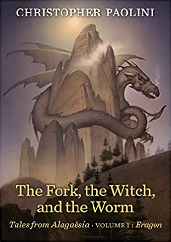 Christopher Paolini - The Fork, the Witch, and the Worm Audio Book Free