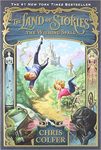 Chris Colfer - The Wishing Spell Audio Book Free