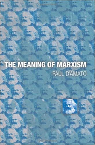 Paul D'Amato - The Meaning of Marxism Audiobook Free Online
