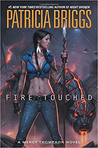 Patricia Briggs - Fire Touched Audiobook Free Online