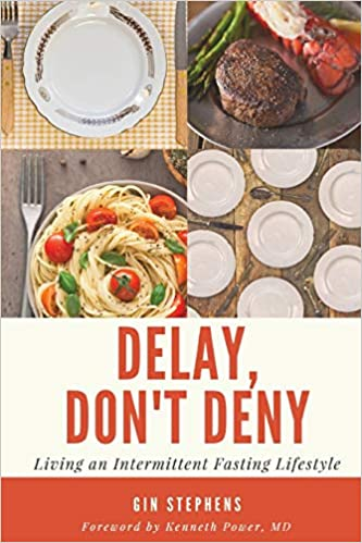 Gin Stephens - Delay, Don't Deny Audio Book Free