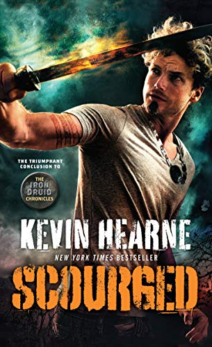 Kevin Hearne - Scourged Audio Book Free