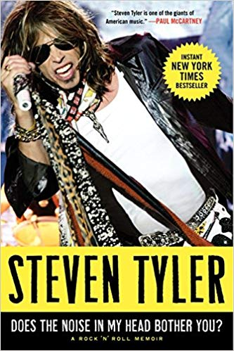 Steven Tyler - Does the Noise in My Head Bother You? Audio Book Free