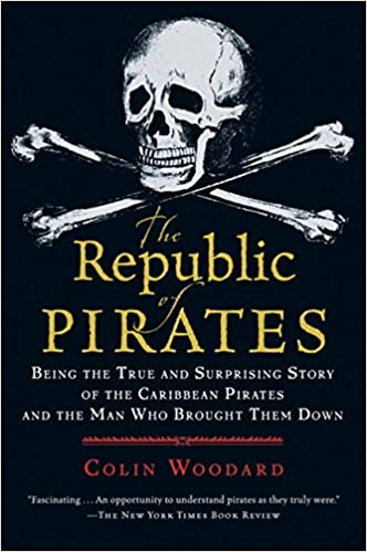 Colin Woodard - The Republic of Pirates Audiobook Online