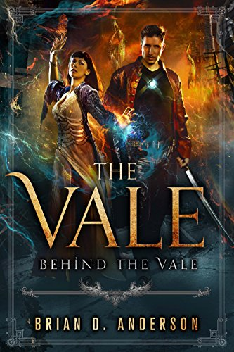 Brian D. Anderson - Behind the Vale Audio Book Free