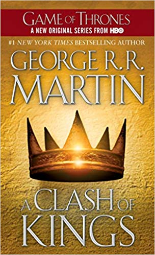 George R. R. Martin - A Clash of Kings Audio Book Free