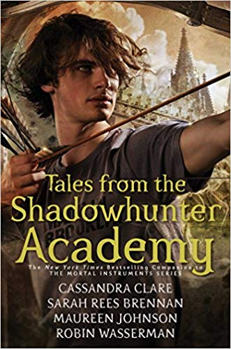 Cassandra Clare - Tales from the Shadowhunter Academy Audio Book Free