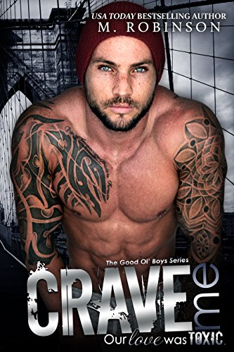 Crave Me: The Good Ol' Boys by [Robinson, M.]