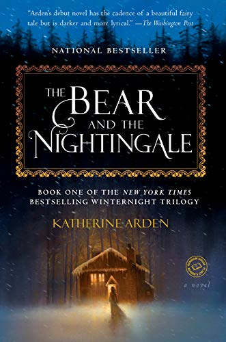 Katherine Arden - The Bear and the Nightingale Audio Book Free