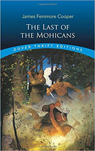 James Fenimore Cooper - The Last of the Mohicans Audio Book Free