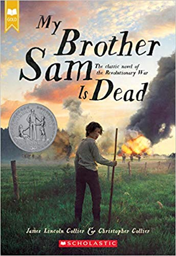 James Lincoln Collier - My Brother Sam Is Dead Audio Book Free