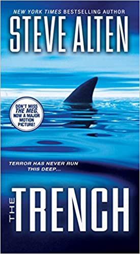 Steve Alten - The Trench Audio Book Free