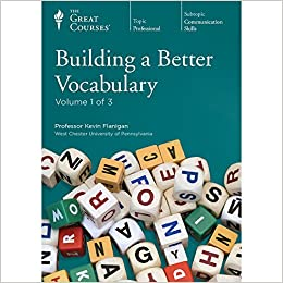 Kevin Flanigan - Building a Better Vocabulary Audiobook