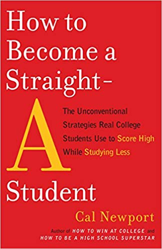Cal Newport - How to Become a Straight-A Student Audio Book Free