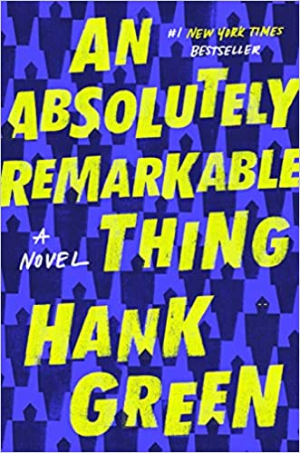 Hank Green - An Absolutely Remarkable Thing Audio Book Free