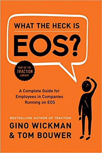 Gino Wickman - What the Heck Is EOS? Audio Book Free