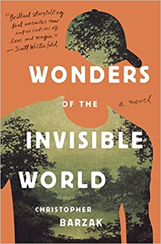 Christopher Barzak - Wonders of the Invisible World Audiobook