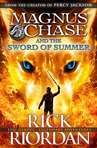 Rick Riordan - Magnus Chase and the Sword of Summer Audio Book Free