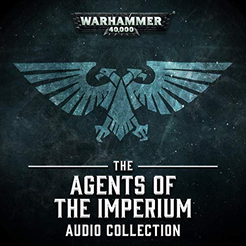 Ben Counter - The Agents of the Imperium Audio Collection Audio Book Stream