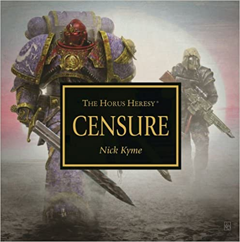 Nick Kyme - Censure Audio Book Download