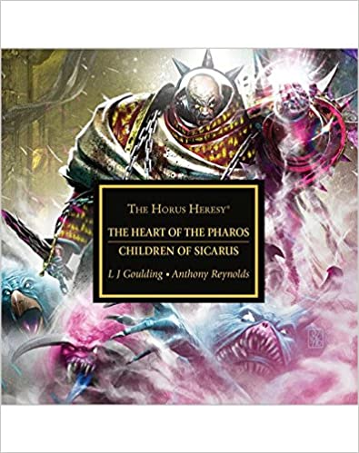 L J Goulding - The Heart of the Pharos / Children of Sicarus Audio Book Online