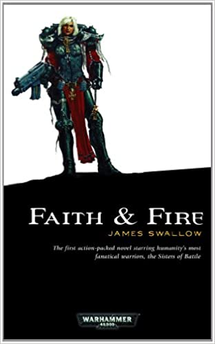 James Swallow - Faith and Fire Audio Book Download