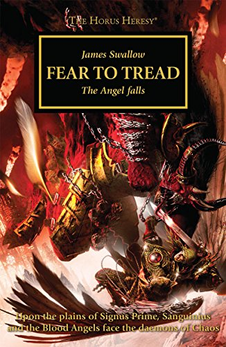 James Swallow - Fear to Tread Audio Book Download