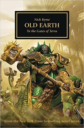 Nick Kyme - Old Earth Audio Book Stream