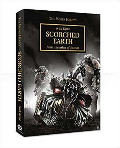 Nick Kyme - Scorched Earth Audio Book Stream